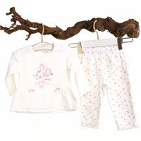 Baby Girl Sweatshirt Trousers Set