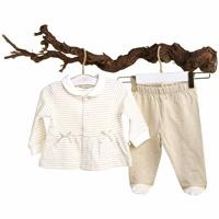 Mary Baby Girl Cardigan Trousers Set