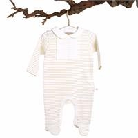 Mary Baby Peter Pan Collar Romper