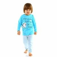 Baby Boy Fresh Milk Tracksuit Set