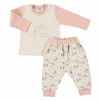 Soft Forest Theme Baby Tracksuit Set