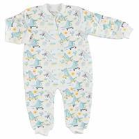 Bebek Timsah Baskılı Uyku Tulumu