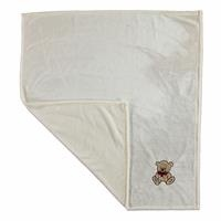 Multipurpose Baby Embroidered Blanket