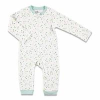 Magical Forest Baby Zippered Romper