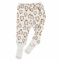 Penguin Organic Baby Footed Trousers