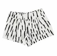 Baby Girl Pleated Shorts
