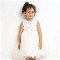 Hearted Baby Girl Dress