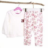 Baby Girl Alessa with Leggings 2 Pack Set