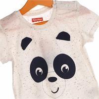 Super Heroes Baby Printed Tshirt