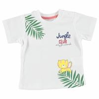 Baby Boy Safari Theme Printed Tshirt