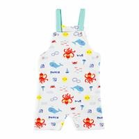 Baby Boy Fun Summer Jumpsuit