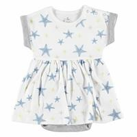 StarFish Baby Girl Dress Bodysuit