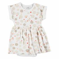 Mediterranean Spirit Baby Girl Dress Bodysuit