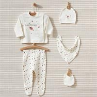Summer Sun Newborn Baby Hospital Pack 5 pcs