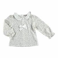 Flowers Baby Blouse