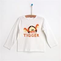 Wınnıethepooh Single Jersey Baby Sweatshirt