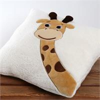 Zürafa Oyuncaklı Yastık