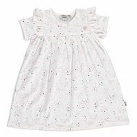 Summer Baby Girl Flower Supreme Crew-Neck Dress