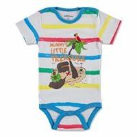 Summer Baby Boy Dino Supreme Bodysuit
