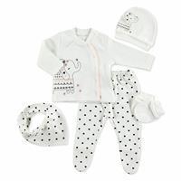 Happy Cute Yenidoğan Bebek Hastane Çıkışı 5li