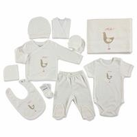 Hello Seagull Newborn Hospital Pack 10 pcs