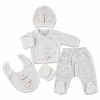Ships Newborn Baby Hospital Pack 5 pcs