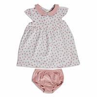 Yaz Kız Bebek Çilek Süprem Elbise
