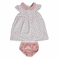 Summer Baby Girl Strawberry Supreme Dress