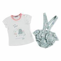 Summer Baby Girl Underwater Supreme T-shirt Short