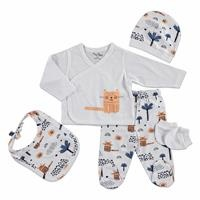 Alf Newborn Hospital Pack 5 pcs