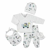 Surfing Newborn Hospital Pack 5 pcs