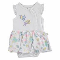 Yaz Kız Bebek Bahar Elbise Body