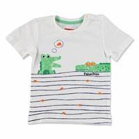 Yaz Erkek Bebek Kayıp Timsah Tshirt