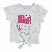 Yaz Kız Bebek Tatlı Kiraz Tshirt
