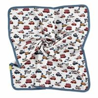 Summer Baby Boy Cars Interlock Multipurpose Baby Blanket