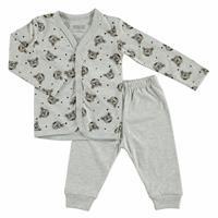 Basic Snaps Detail Baby Pyjama Set