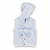 Summer Baby Boy Thumbs Up Music Vest