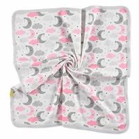 Interlock Sleepy Bear Baby Multipurpose Blanket