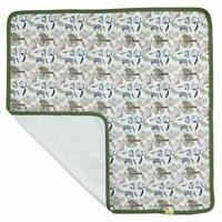 Interlock Rabbit Baby Multipurpose Blanket