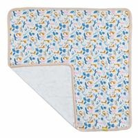 Interlock Giraffe Baby Multipurpose Blanket