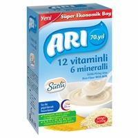 12 Vitamins 6 Minerals Milk Rice Flour 500 g