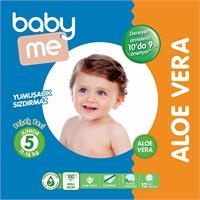 Aloe Vera Junior Number 5 Baby Diaper 11-18 kg 100 pcs