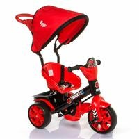 Bobo Speed Baby 3-Wheeled Bicycle - Red
