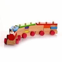 Wooden Train Baby Toy