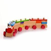Ahşap Bebek Tren