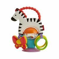 Sevimli Zebra Mama Koltuğu Oyuncağı