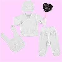 Lacy Newborn Hospital Pack 5 pcs