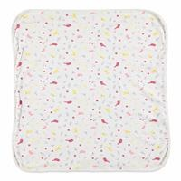 Bird Patterned Multipurpose Baby Blanket