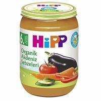 Organik Akdeniz Sebzeleri Püresi 190 gr