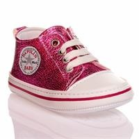 Baby Girl Silvery Shoes